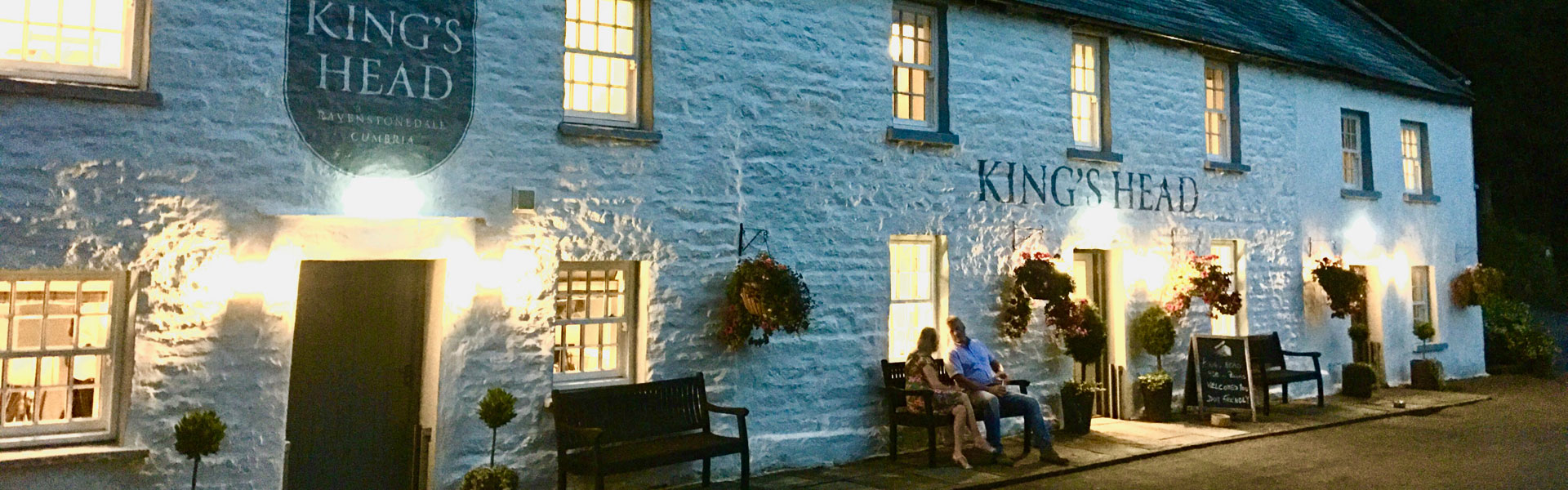 kings head ravenstonedale